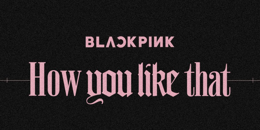 BLACKPINK(ブルピン) How You Like That (HYLT) コンセプトフォト公開❣️