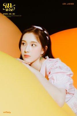 ❺ Weeekly ジェフィ (Jaehee)