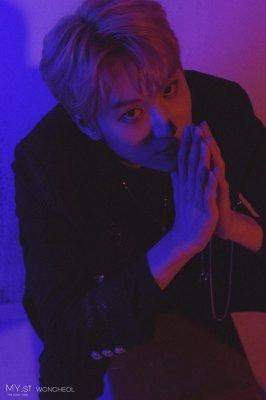 ❸ MY.st ウォンチョル (Woncheol)