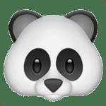 【絵文字】パンダ Panda