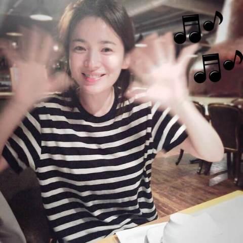 Song Hye Kyo(ソン・ヘギョ)のプロフィール❤︎SNS【韓国俳優】