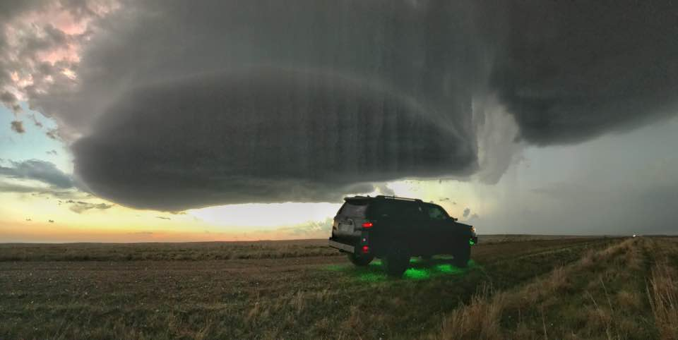 coldwater supercell