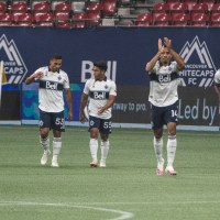 Double Trouble: Vancouver Whitecaps win back-to-back games for 1st time in over 16 months with big away win over RSL