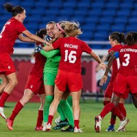 Golden Return: CanWNT ready for 'special' homecoming ahead of long-awaited gold medal victory tour in October