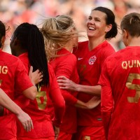 Capital Celebration: The CanWNT/CanXNT kicks off their Olympic gold medal celebration tour on a high note with big 5-1 victory over New Zealand