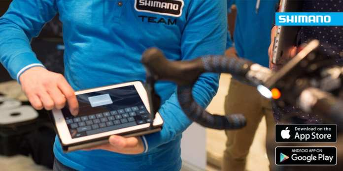 Nova App E-Tube Para Conectar Di2 A Tablet E Smarphone