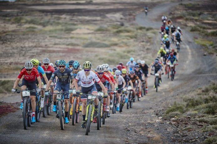 David Rosa Termina A 4 Stage Mtb Lanzarote No 12.º Lugar | 4 Stage Mtb Race Lanzarote David Rosa
