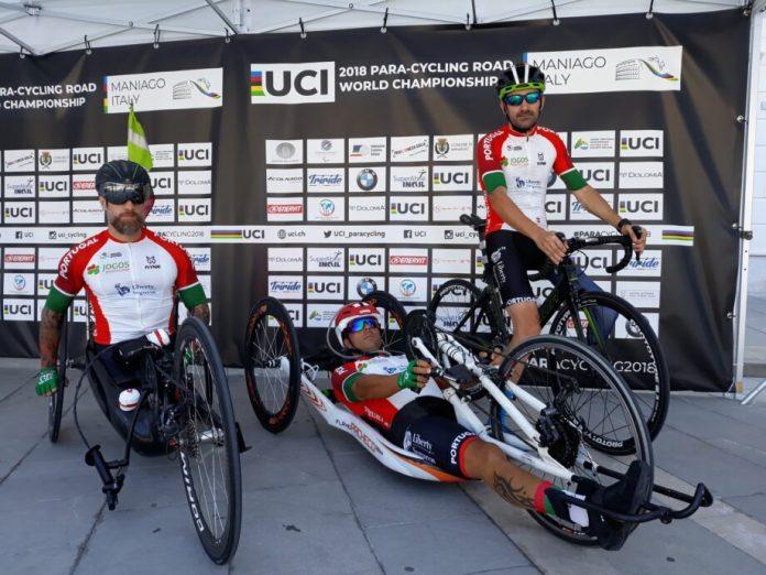 Paraciclismo Português Na Taça Do Mundo De Estrada