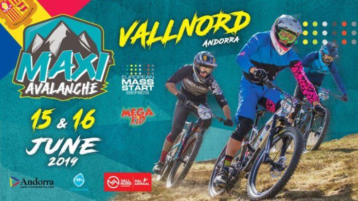 Maxiavalanche Vallnord 2019