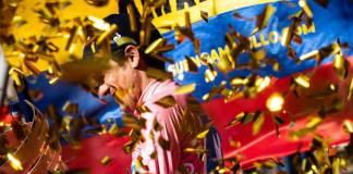 Richard Carapaz venceu a 102.ª edição do Giro d'Italia