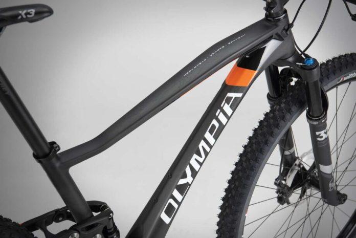 F1-Xn, O Modelo De Suspensão Total Da Olympia Para Todos Os Utilizadores | Olympia Olympia F1-Xn