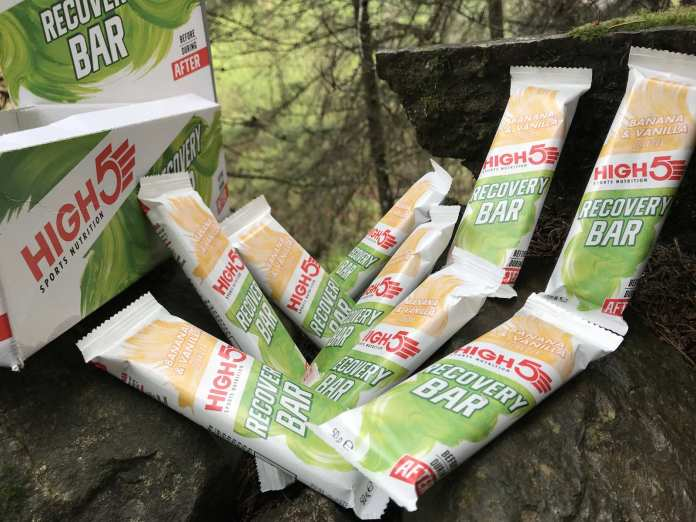 HIGH5 Recovery Bar