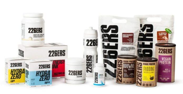 226ERS é o parceiro oficial de nutrição da Movistar Team