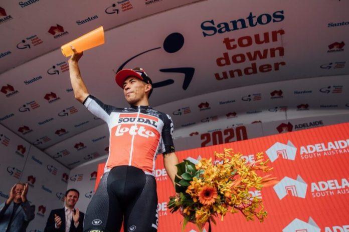 Caleb Ewan vence a 4ª etapa do Tour Down Under