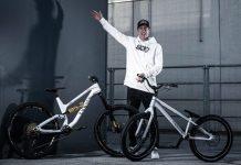 Fabio Wibmer usará bicicletas Canyon em 2020