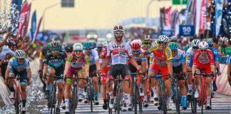 Fernando Gaviria vence a 2ª etapa da Volta a San Juan, César Martingil em 10º da geral