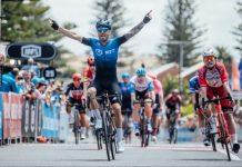 Giacomo Nizzolo vence quinta etapa e Daryl Impey sobe à liderança do Tour Down Under