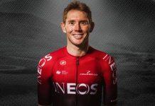 Cameron Wurf Team INEOS