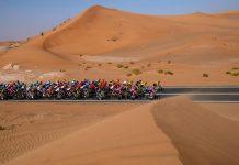Chris Froome regressa à competição na Volta aos Emirados Árabes Unidos
