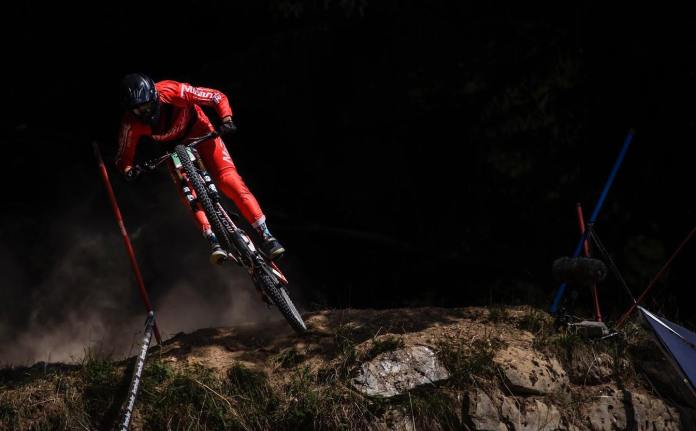 This is Lousã Mercedes-Benz UCI MTB World Cup 2020