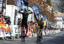 Jack Haig vence a quarta etapa da Volta à Andaluzia e Jakob Fuglsang mantém a liderança