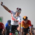 Rui Costa vence primeira etapa da Volta à Arábia Saudita