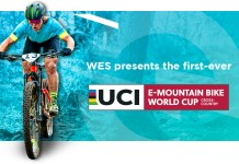 WES apresenta a primeira UCI E-Mountain Bike Cross-country World Cup
