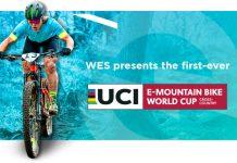 WES apresenta a primeira UCI E-Mountain Bike Cross-country World Cup