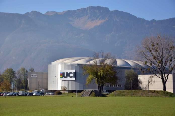 A União Ciclista Internacional (Uci) Anunciou Hoje Que Vai &Quot;Impor Medidas Mais Severas&Quot; No Caso De Quebras De Protocolos Sanitários Durante A Retoma Da Temporada