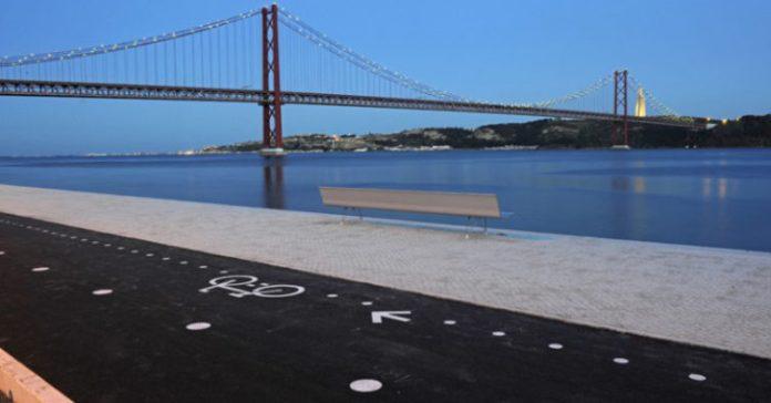 Câmara De Lisboa Vai Criar 95 Quilómetros De Ciclovias Até 2021