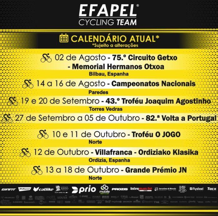 Efapel Corre No Domingo No País Basco O 75.º Circuito De Getxo | Circuito De Getxo Circuito De Getxo