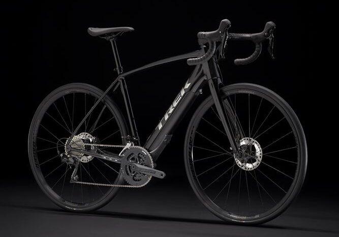 Domane+ Alr A Nova Bicicleta De Estrada Elétrica Da Trek