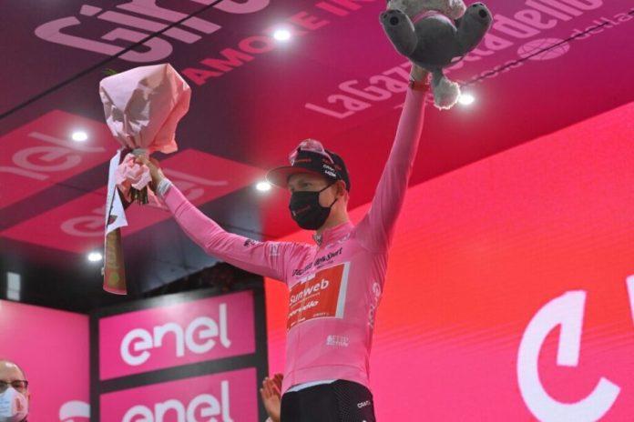 Josef Cerny Vence 19.ª Etapa, Wilco Kelderman Segue Líder Do Giro