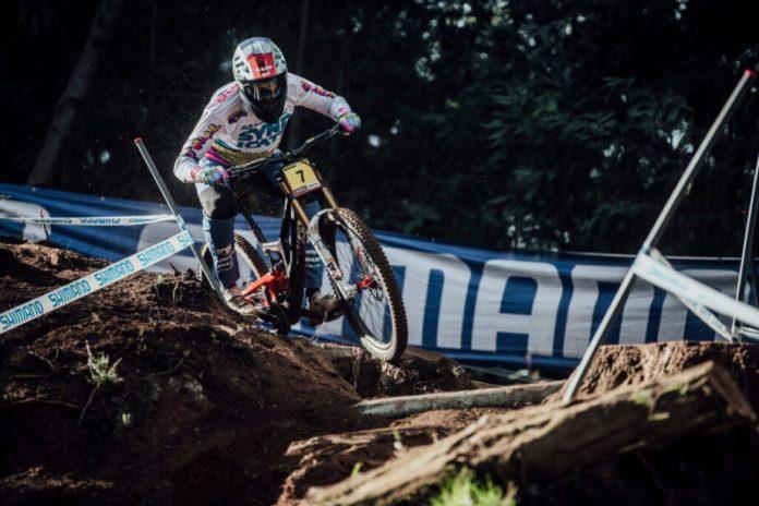 Loic Bruni Venceu A 2 Etapa Da Taça Do Mundo De Downhill Na Lousã