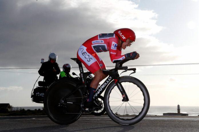 Primoz Roglic Ganha 13ª Etapa Da Vuelta, Nelson Oliveira Terceiro