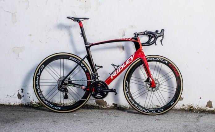 As Bicicletas Ridley Para 2021 Da Team Lotto Soudal