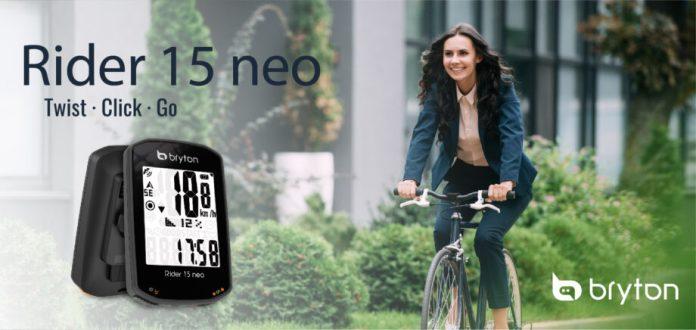 Bryton Rider 15 Neo, O Gps Que Combina Simplicidade Com Características Melhoradas