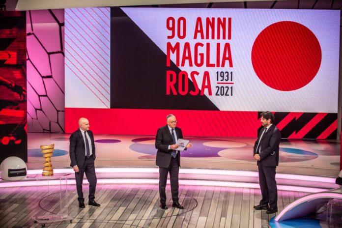 Apresentada A 104.ª Edição Do Giro D'italia