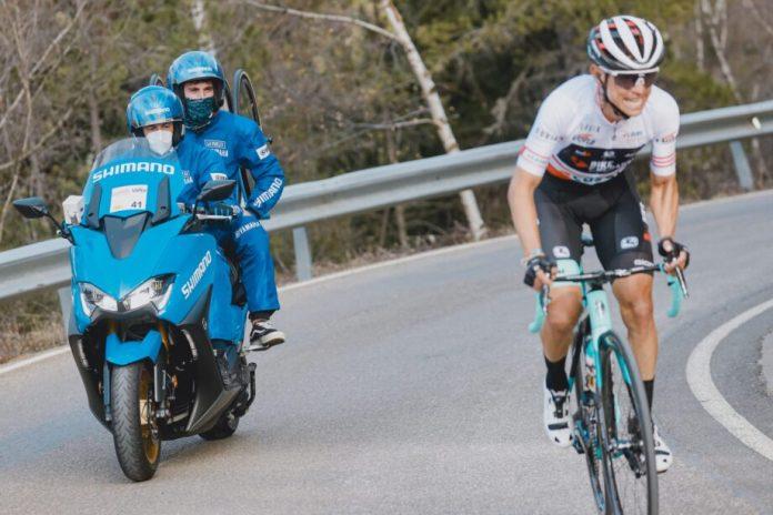 Shimano Renova Com A Unipublic Para O Apoio Neutro Na Vuelta Até 2024