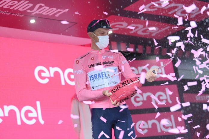 Joe Dombrowski Vence Quarta Etapa Do Giro, Alessandro De Marchi Novo Líder Da Geral E Nelson Oliveira Sobe A Quarto