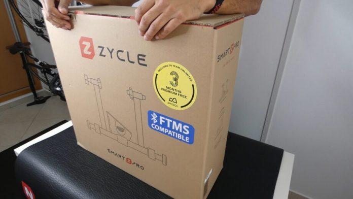 Zycle Smart Zpro - Mais Realismo Para Os Teus Treinos Indoor