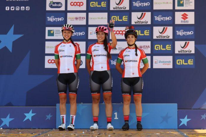 Sofia Gomes Estreia-Se Com O 18.º Lugar Na Prova De Fundo Do Campeonato Da Europa De Estrada