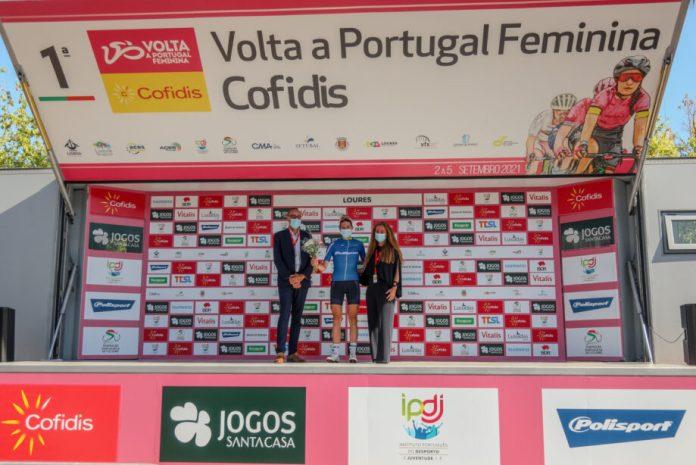 Volta A Portugal Feminina | Raquel Queirós Triunfa Em Loures, Sofia Gomes 3ª Da Geral