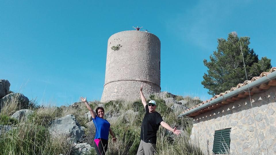 Torre de sa Mola de Tuent.