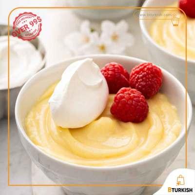 Kent Boringer Vanilla Pudding
