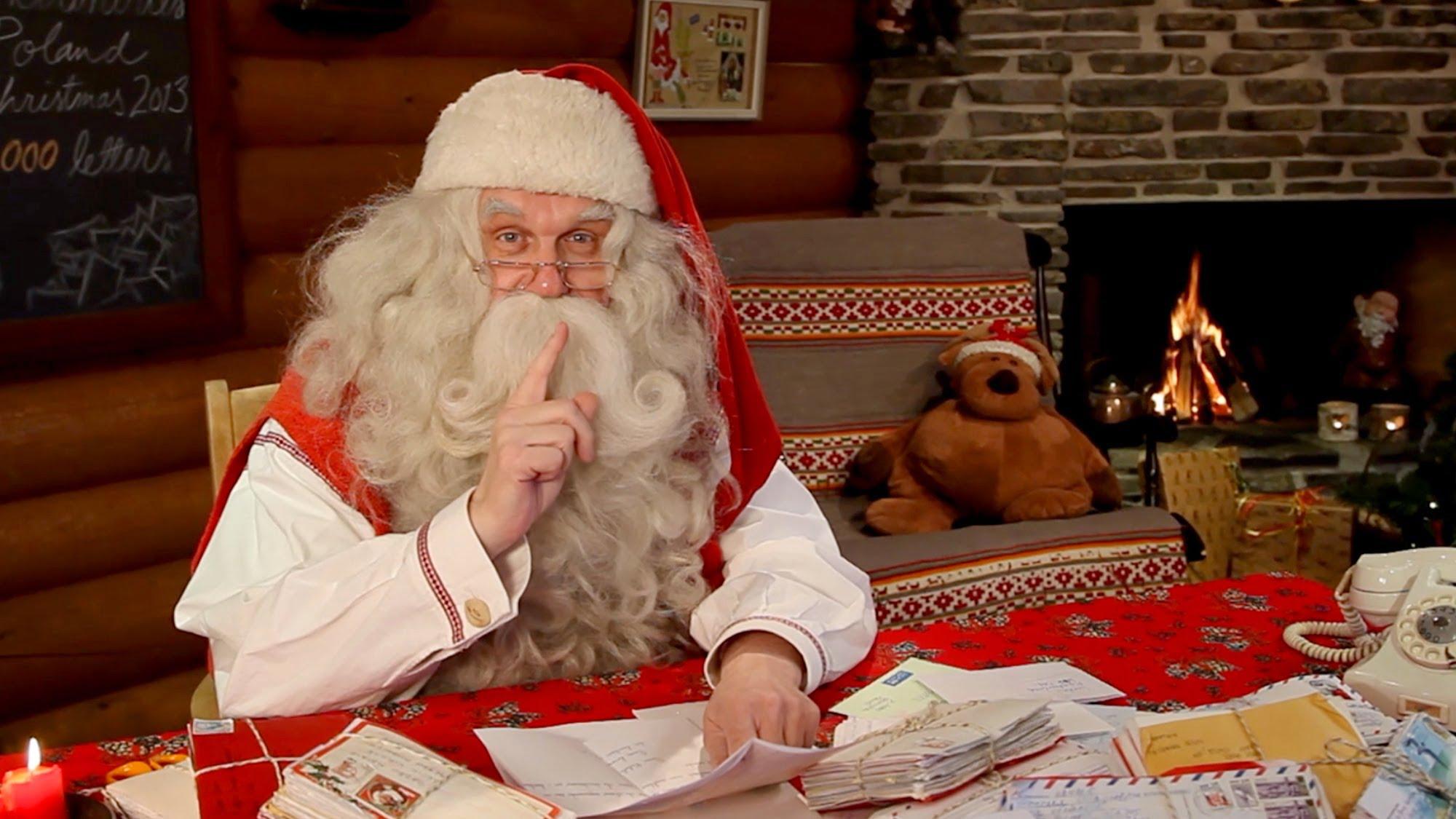 Русский дедушка Мороз приехал вТюмень
