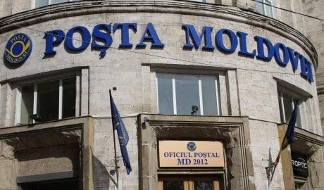 Poșta Moldovei