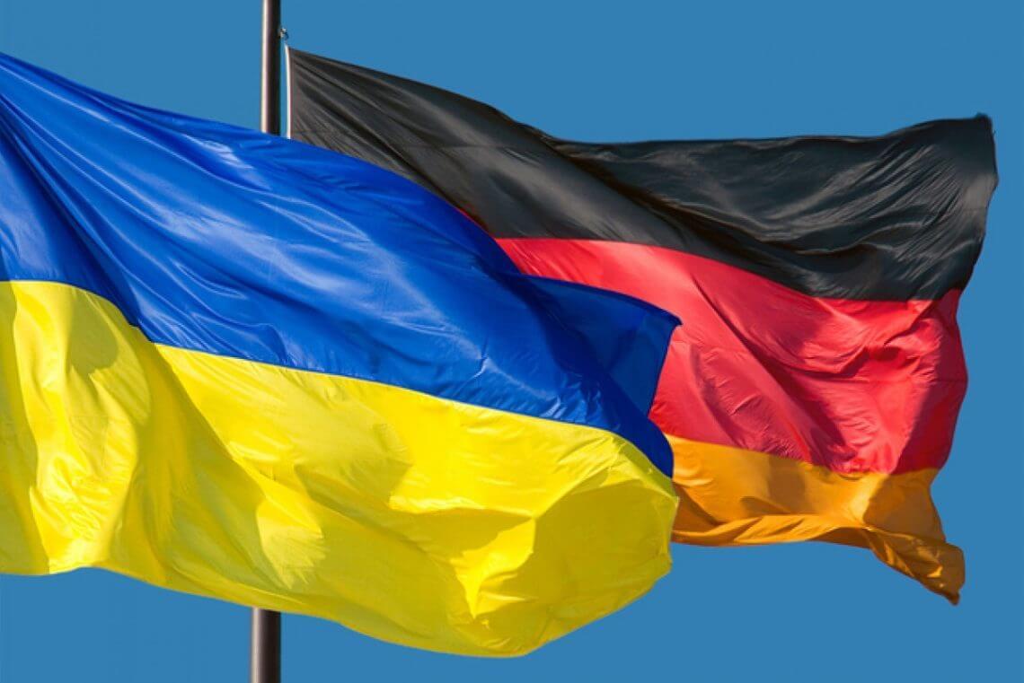 Германия затри года предоставила Украине 800 млн евро