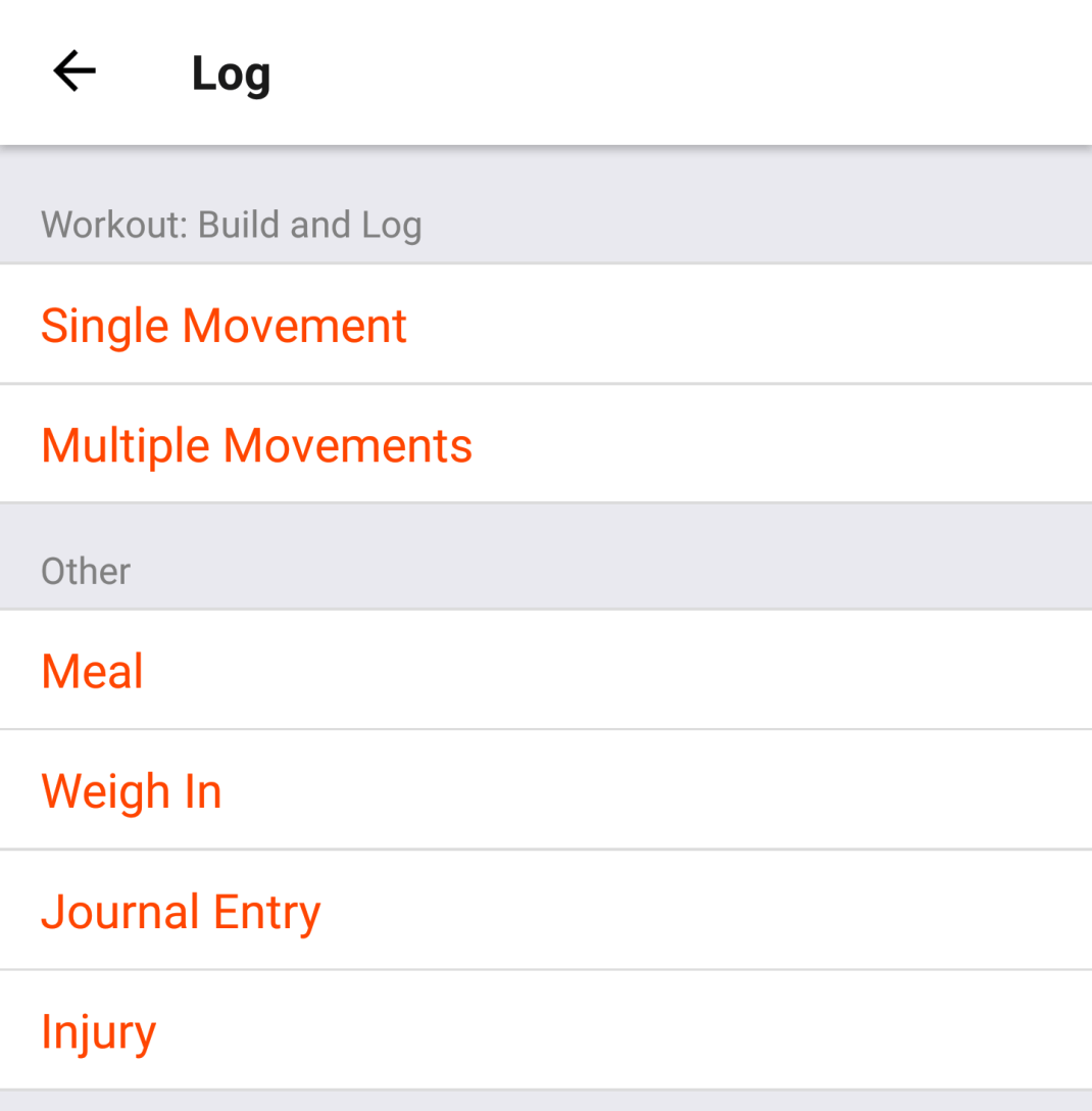 Using the Beyond the Whiteboard App – CrossFit Gantry
