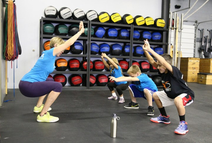 CrossFit For Kids: Saved By The Barbell – btwb blog